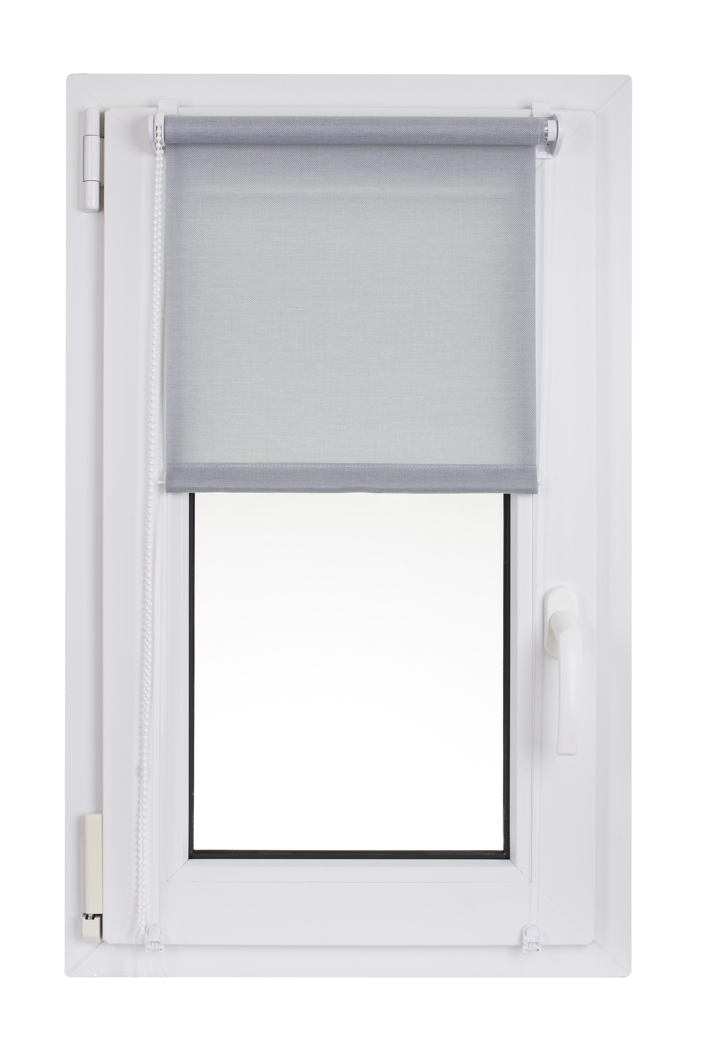 Roleta Madrid 42 x 150 cm šedá č. 864 Macher