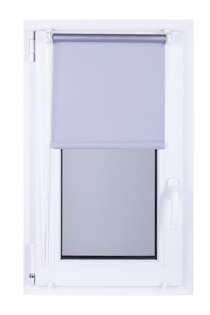 Bau roleta Mini 42X150 BLACKOUT SILVER 54