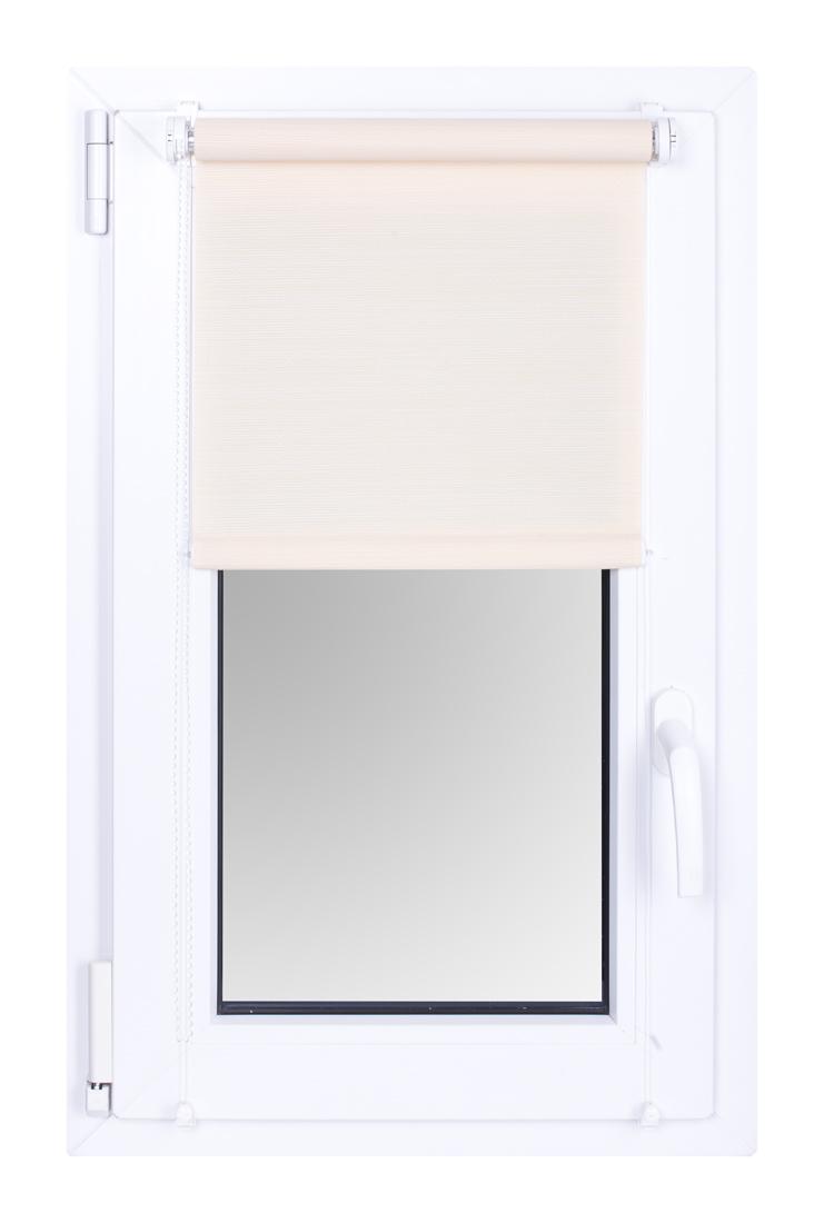 Bau roleta Mini 42X150 BLACKOUT SILVER 57