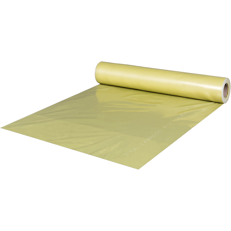 PE BAU 200 fólie Standard polorukáv 4x50 m/200m2 žlutá