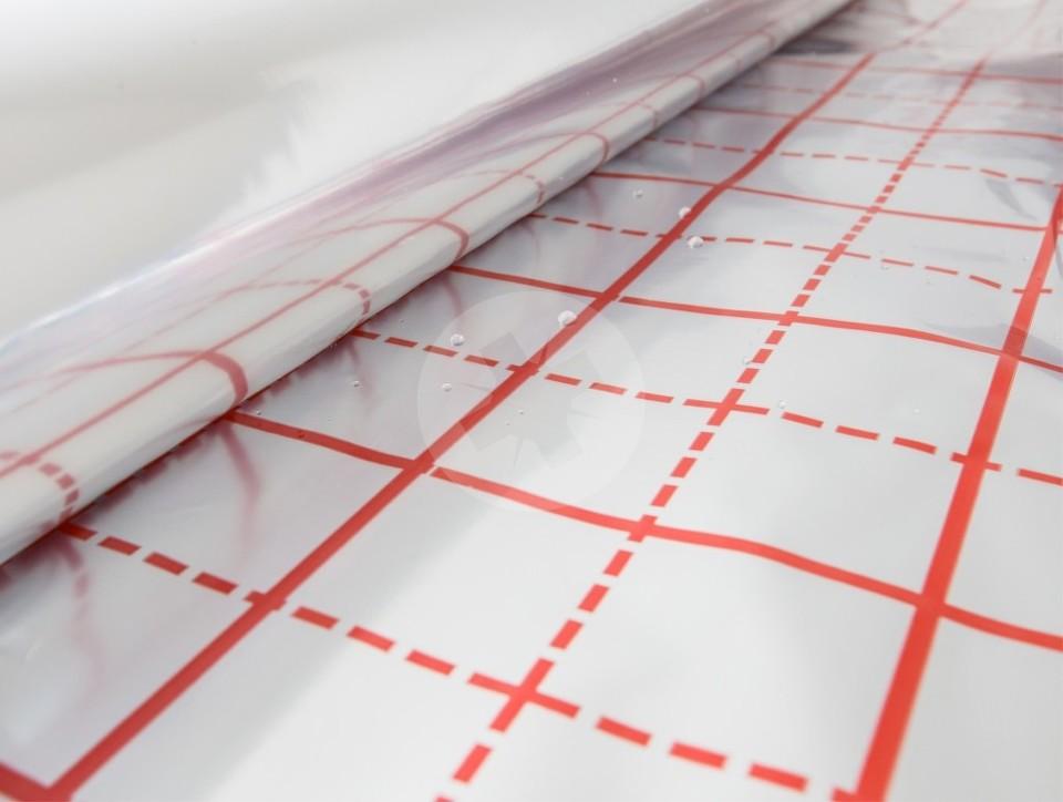 Fólie pod podlahové vytápění  HOT FLOOR 1 x 5 m sáček