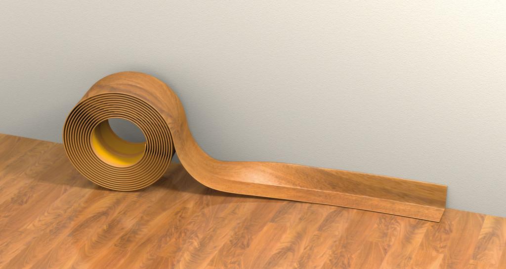 PVC Podlahová samolepící páska 5 m - bílá (101)