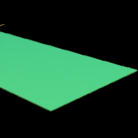 Podložka Profi floor 3 mm zelená (karton 75 m2, 6 m ve fol).