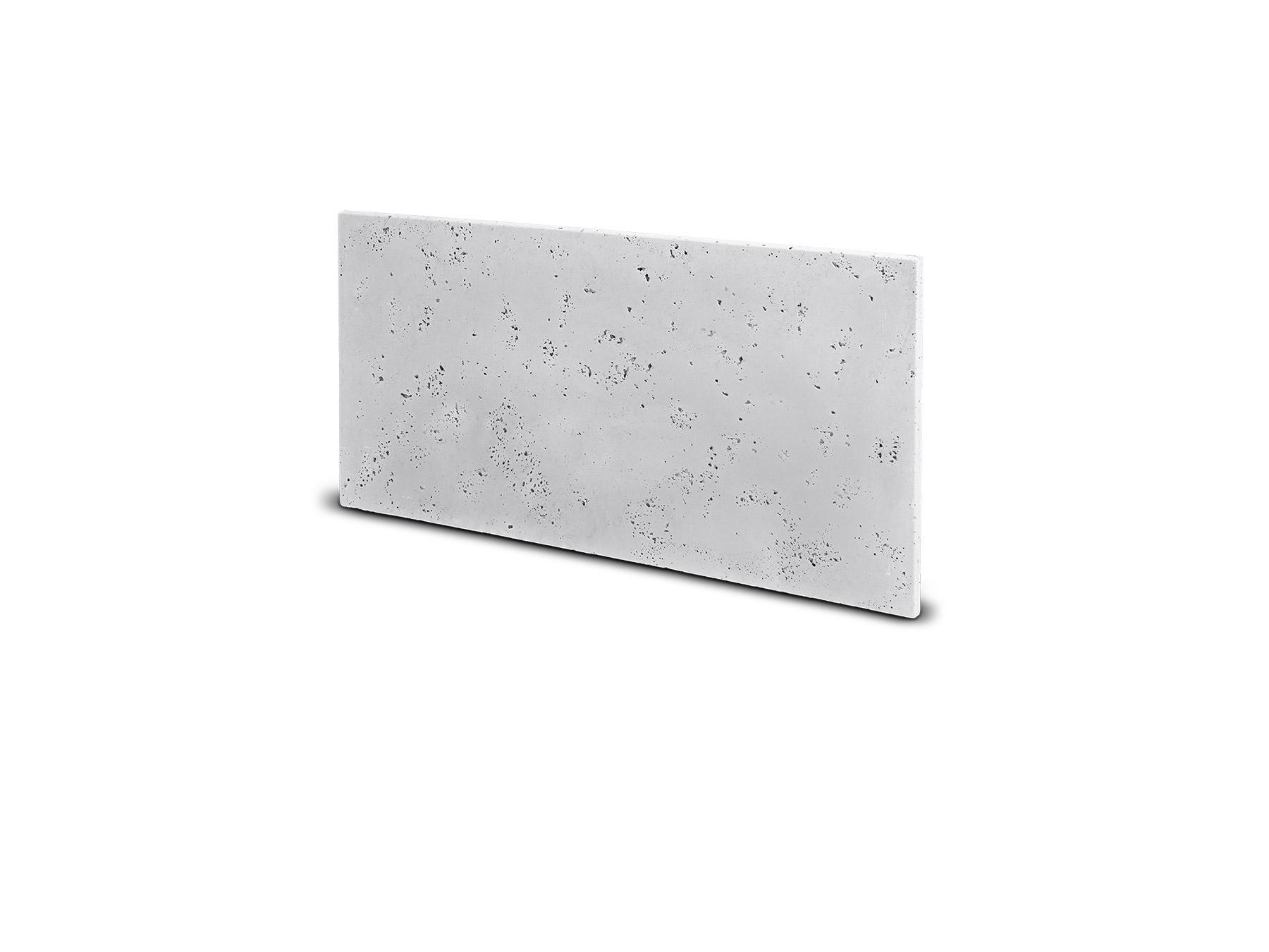 Fasádní obkladový beton světle cementový (s08)400x800 mm balení 0,32m2
